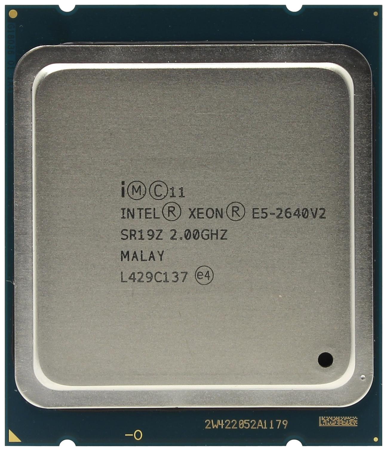Процессор Intel Xeon E5 2640 v2