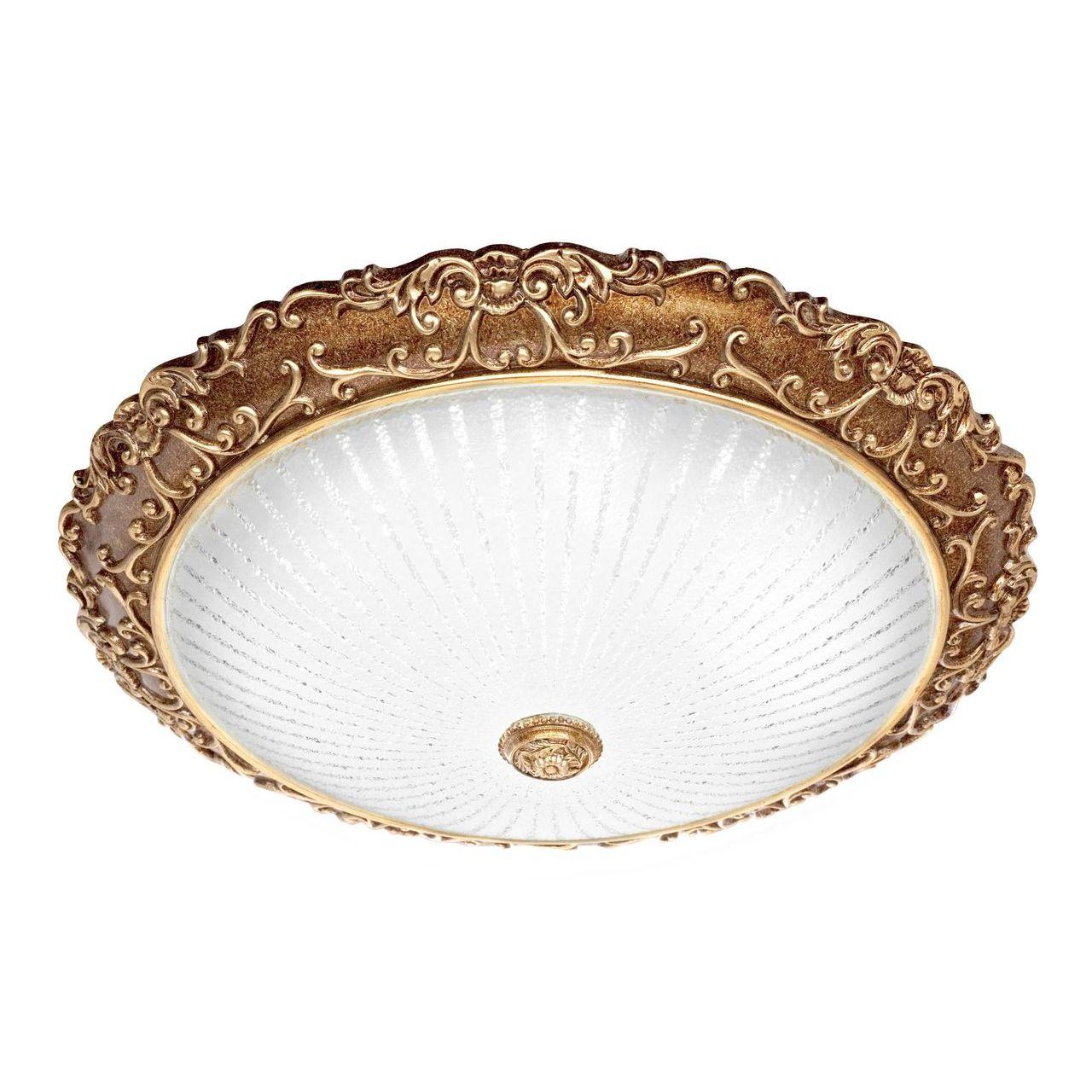 Потолочный светодиодный светильник Silver Light Louvre 842.49.7