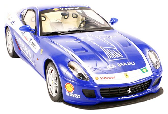 Радиоуправляемая машинка MJX Ferrari 599 GTB Fiorano 8207