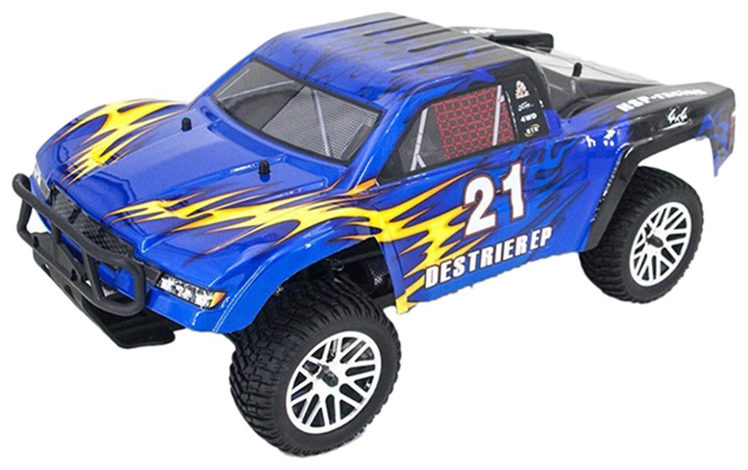 Радиоуправляемый внедорожник HSP Desert Rally Car 94170PRO-10700-1 4WD 1:10