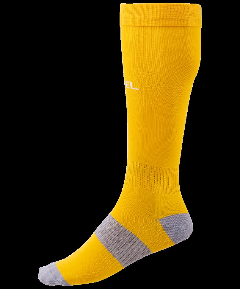 Гольфы Jogel Essential, желтые/серые, 35 37 EU