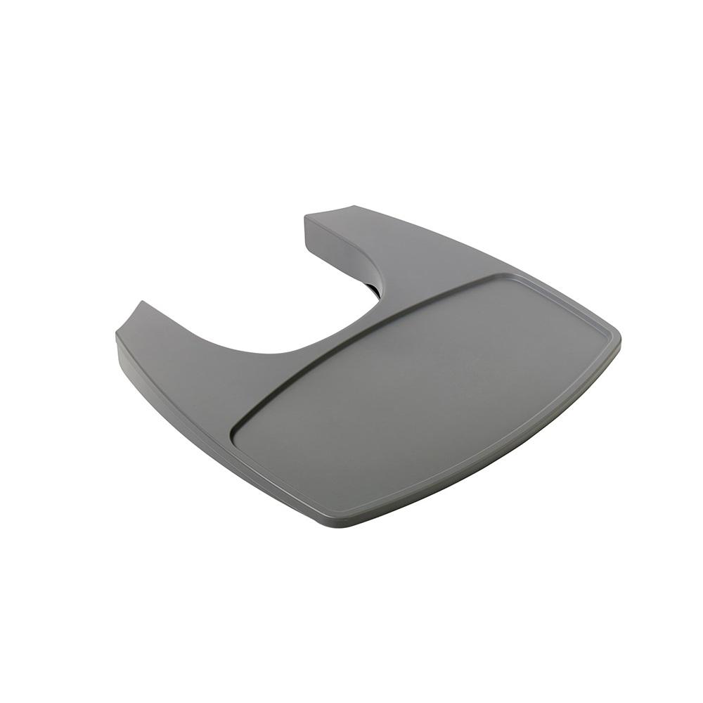 Столик съемный серый