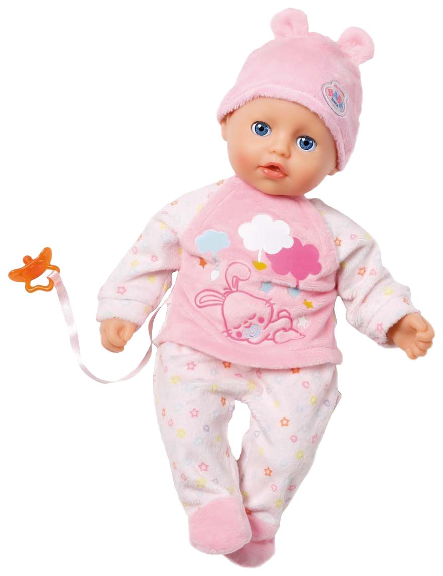 Купить Кукла my little Baby born с соской 32 см Zapf Creation 825-334,