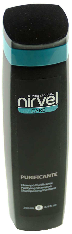 Шампунь против жирной кожи головы Nirvel 250 мл