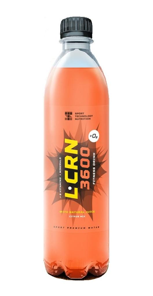 Напиток с l-карнитином НПО СТ L-Carnitine 3600, 500 мл, лимон/вишня