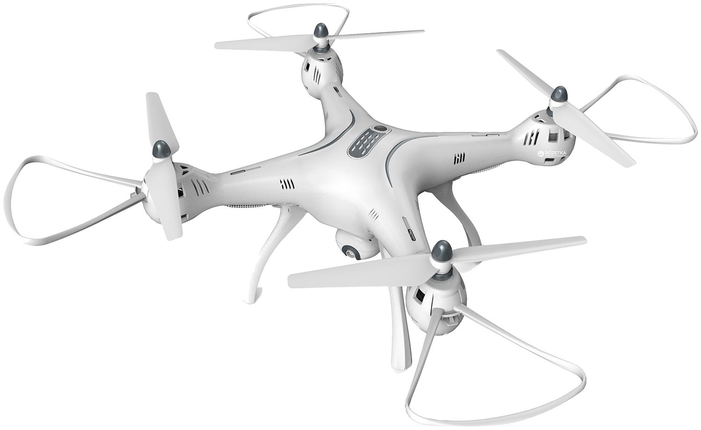 Купить Радиоуправляемый квадрокоптер Syma X8PRO, Квадрокоптеры для детей