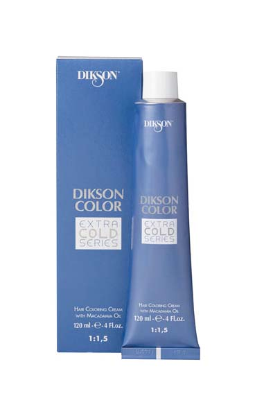Краска для волос Dikson Color Extra Cold 12.7 Viola 120 мл