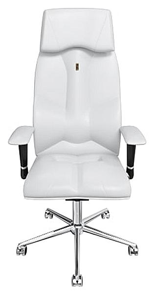 Кресло эргономичное Kulik System Business White