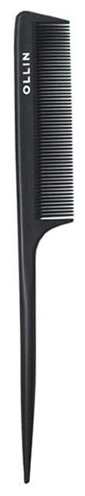 Купить Расческа OLLIN PROFESSIONAL С хвостиком и зубчиками одной длины 22, 5 см