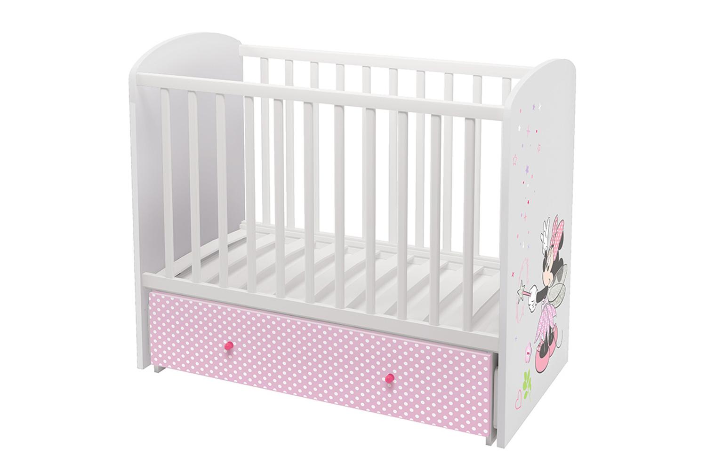 Кровать трансформер детская Polini Kids Disney Baby