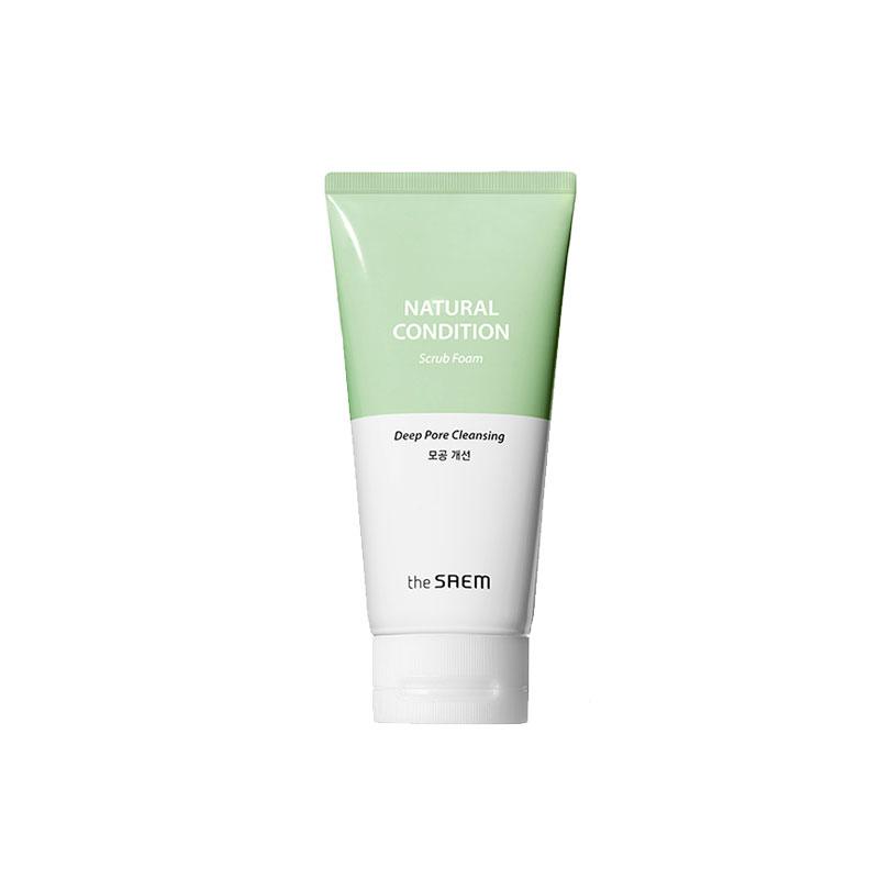 Пенка для умывания Natural Condition Cleansing Foam [Sebum