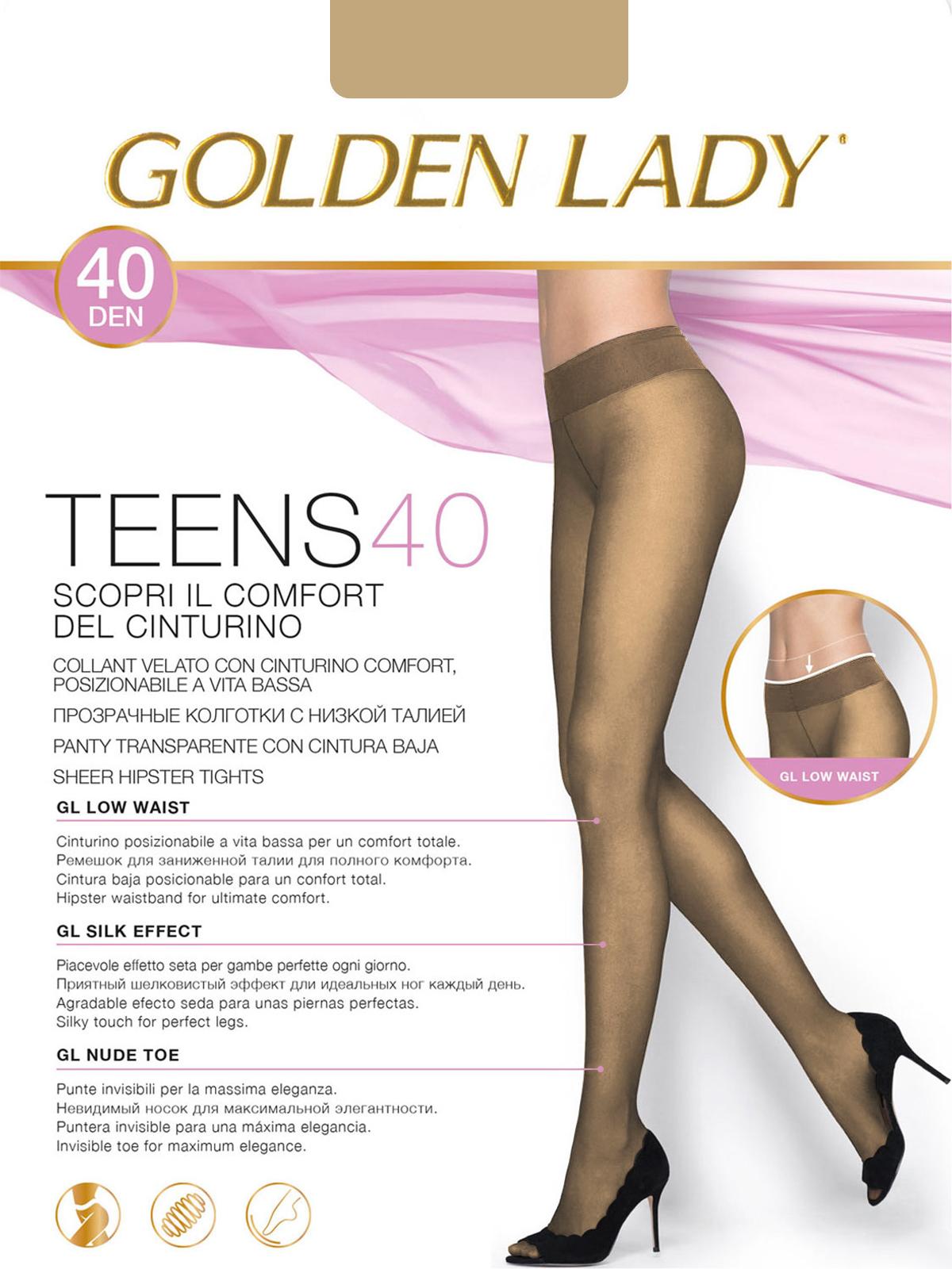 GOLDEN LADY TEENS 40 VITA BASSA