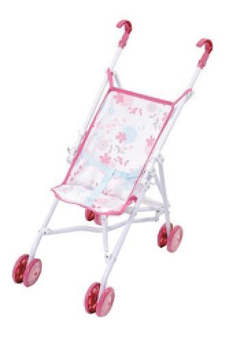 Купить Прогулочная коляска baby nurse, 37x53x46 см, 1+12, Smoby, Коляски для кукол