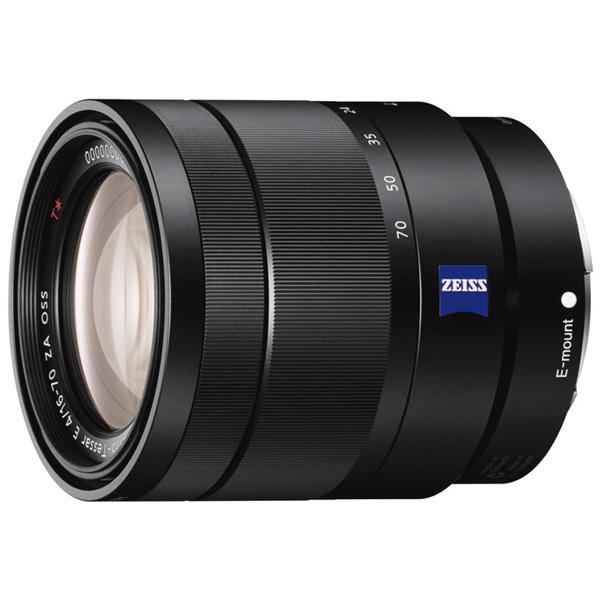 Объектив Sony Vario-Tessar T* E 16-70mm f/4.0 ZA OSS