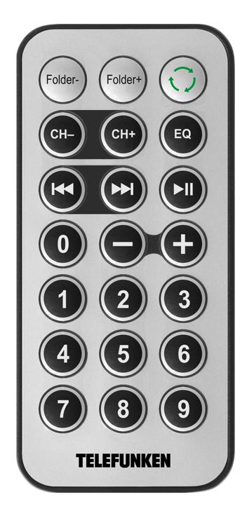 FM трансмиттер Telefunken TF FMT12