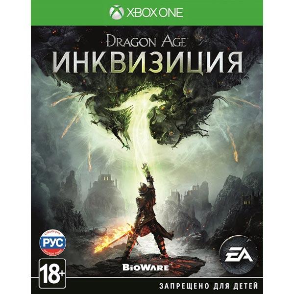 Игра Dragon Age Inquisition для Xbox One фото