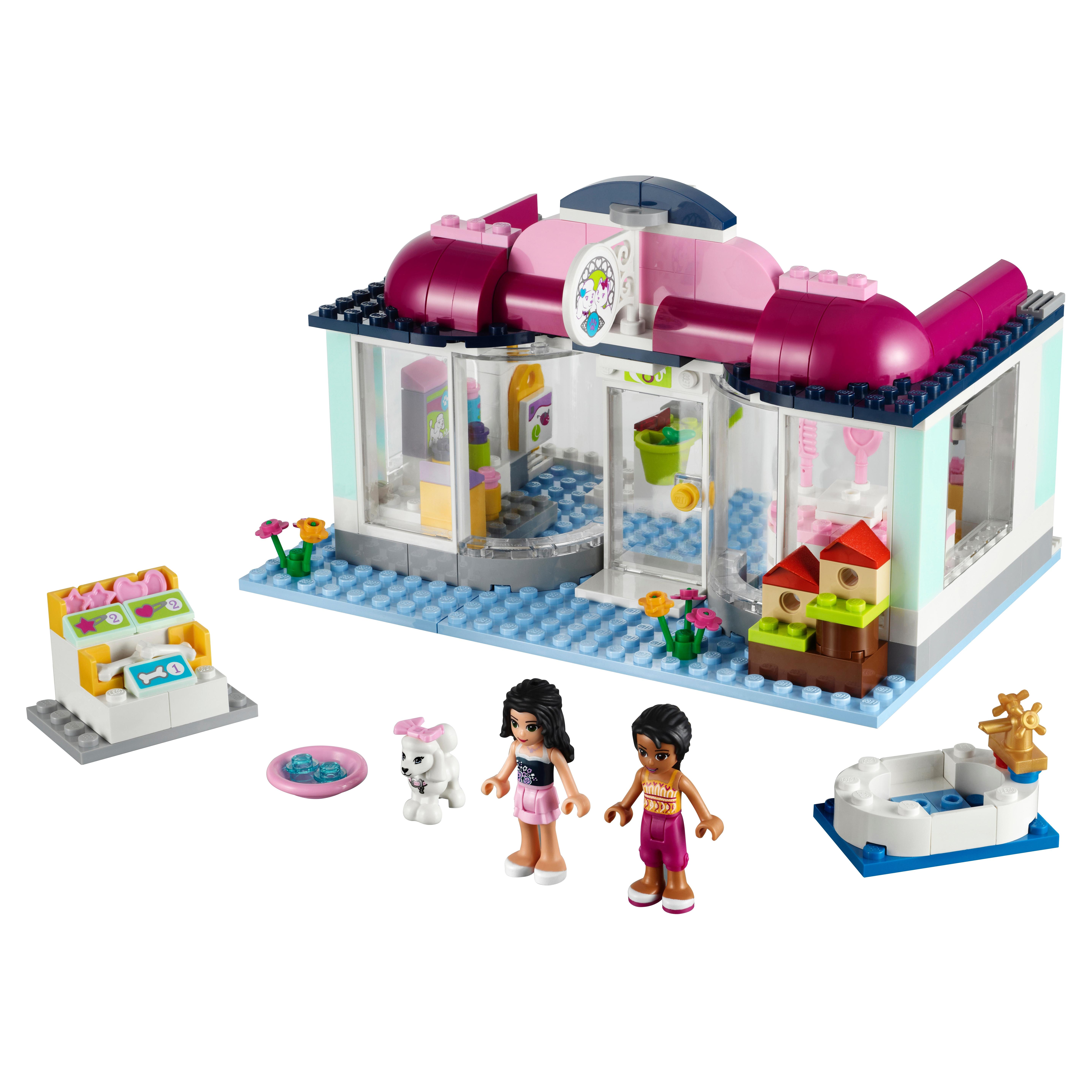 Конструктор LEGO Friends Спа-салон для питомцев (41007) фото