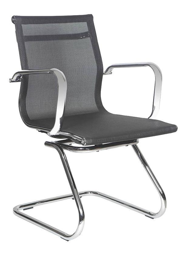 Офисный стул Бюрократ CH-993-LOW-V/M01, черный