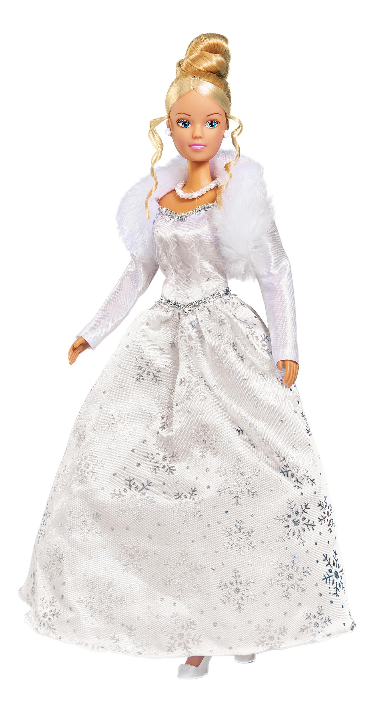 Кукла Simba Штеффи снежная королева