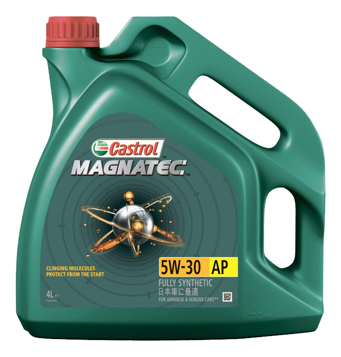 CASTROL MAGNATEC 5W-30 AP SN/GF