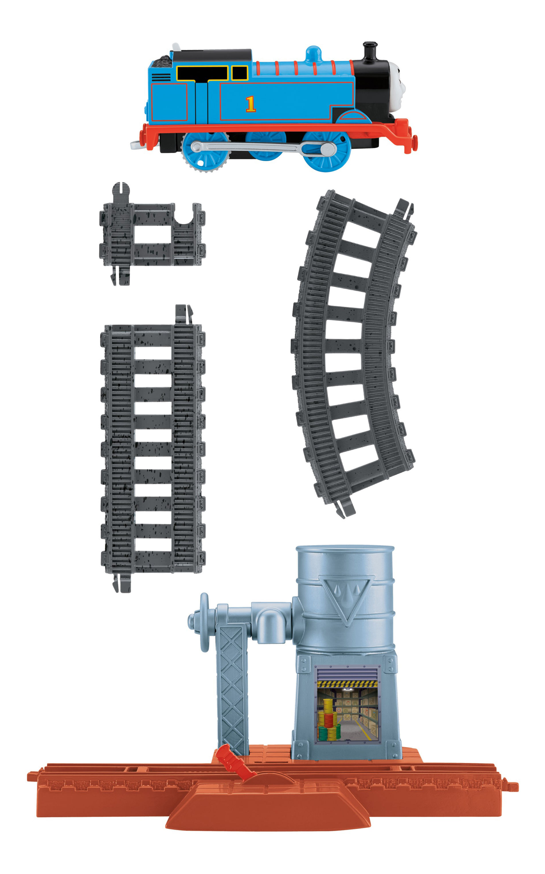 Купить Игровой набор Fisher-Price® Thomas tm базовый игровой набор водонапорная башня BDP11, Игровые наборы
