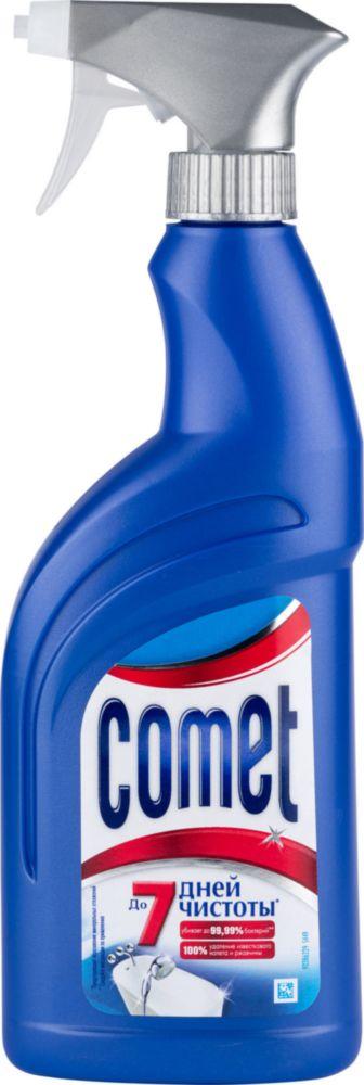 Чистящий спрей Comet expert для ванной комнаты