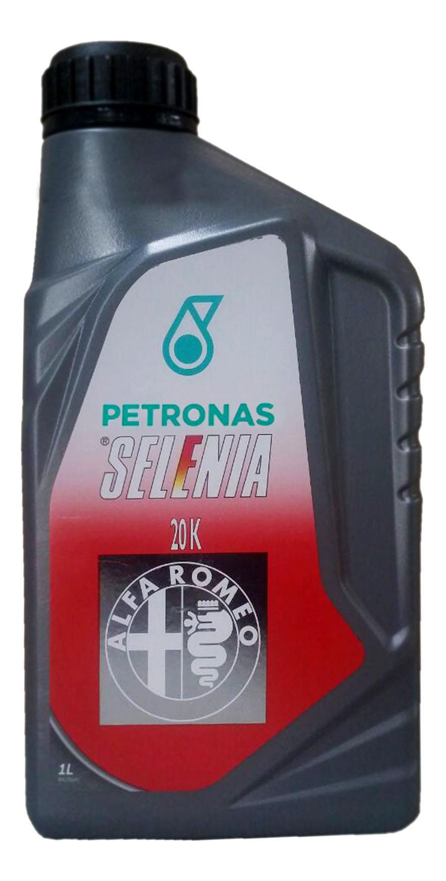 Моторное масло Selenia 20 K Alfa Romeo 10W-40 1л 16401619