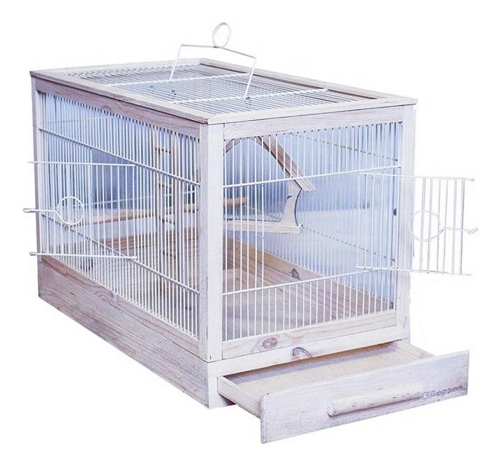 Клетка для птиц ZOO M 71x33,5x51