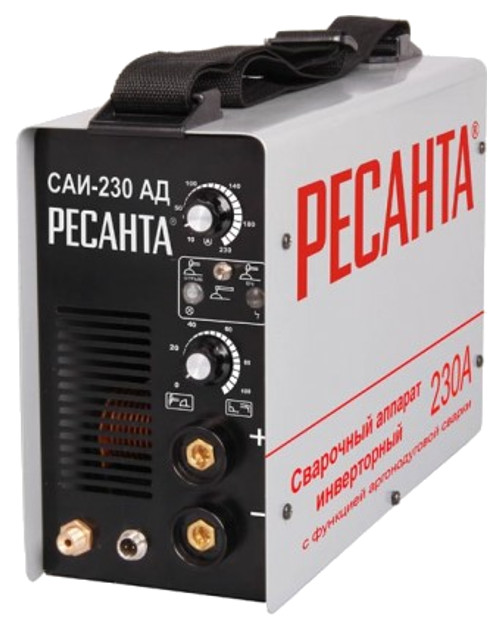 Сварочный инвертор Ресанта Ресанта САИ-230-АД фото