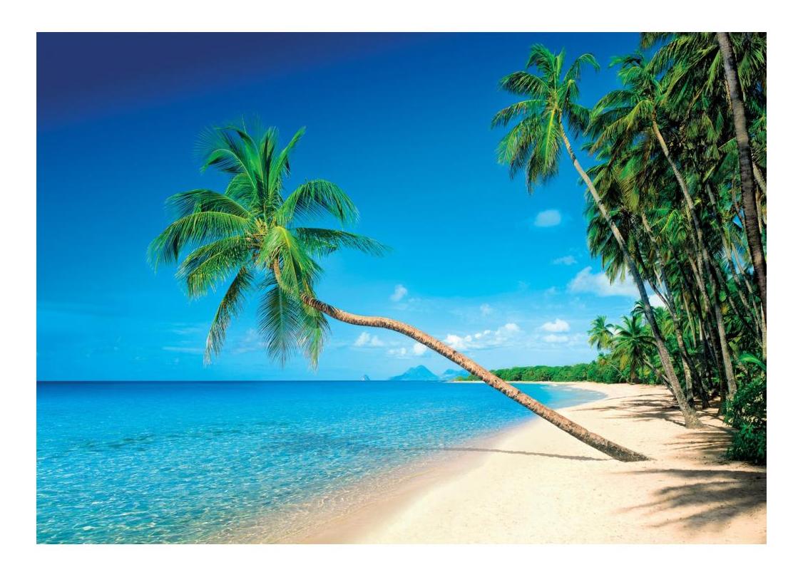 Пазл Clementoni Hа Карибские острова 1500 деталей фото
