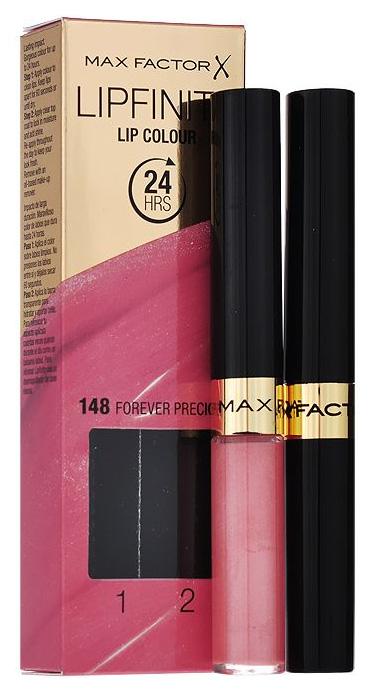 Купить Помада MAX FACTOR Lipfinity тон 148 Forever Precious