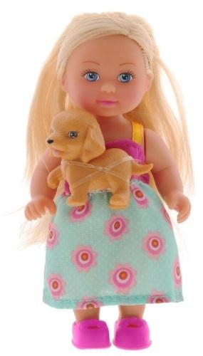 Кукла SIMBA Еви с зверюшками, в ассортименте