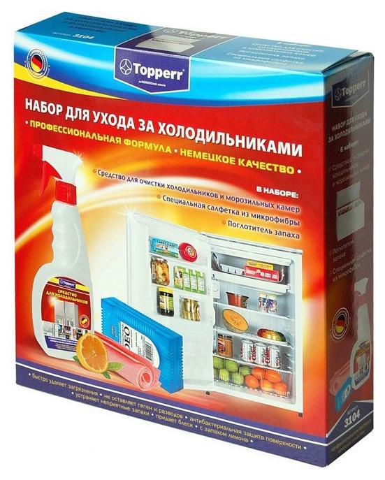 Набор Topperr для ухода за холодильниками 3104