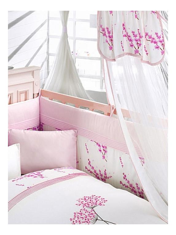 Балдахин для детской кроватки Bebe Luvicci Blossom
