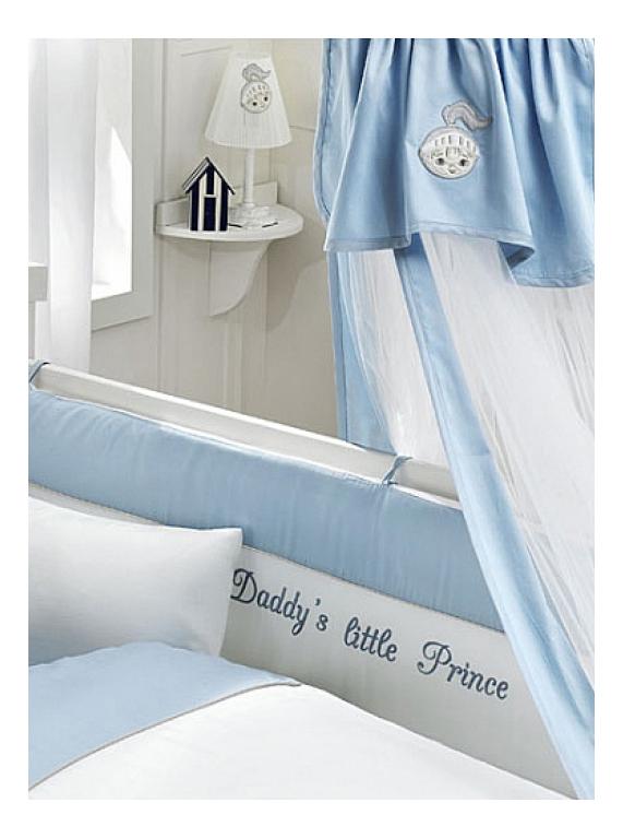 Балдахин для детской кроватки Bebe Luvicci Little Prince