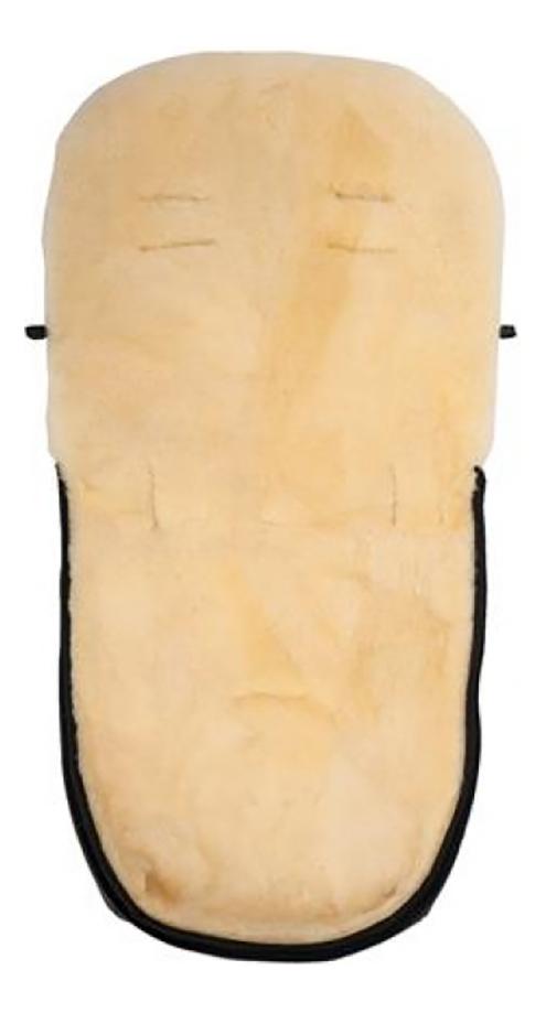 Купить Конверт-мешок для детской коляски Altabebe MT2200LP Lambskin-Footmuff Brown, Конверты в коляску