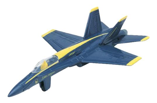 Купить Коллекционная модель MotorMax Boeing F/A-18 Hornet, Коллекционные модели