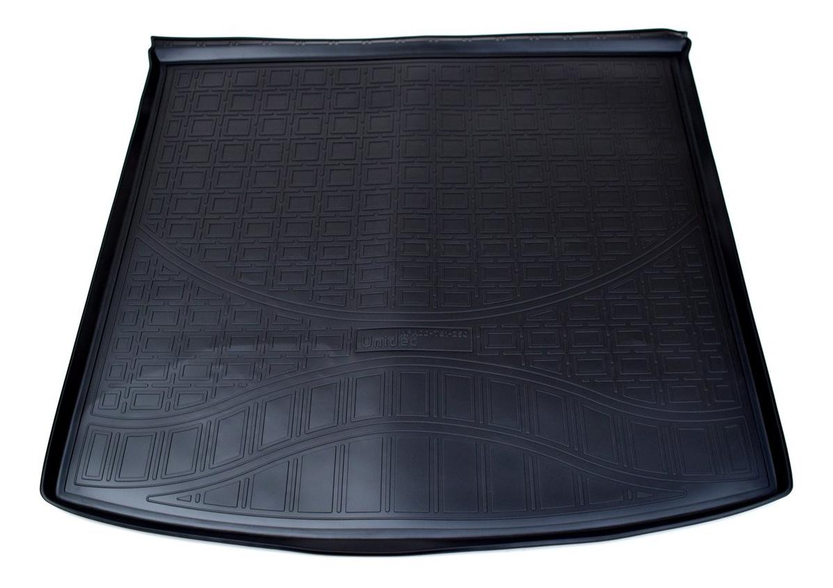 Коврик в багажник автомобиля для Skoda Norplast (NPA00-T81-250) фото