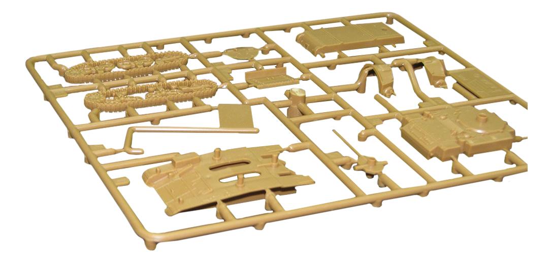 Модели для сборки Zvezda Американский танк Стюарт фото