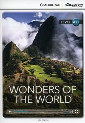 CDE A1+: Wonders of World Bk +Online Access
