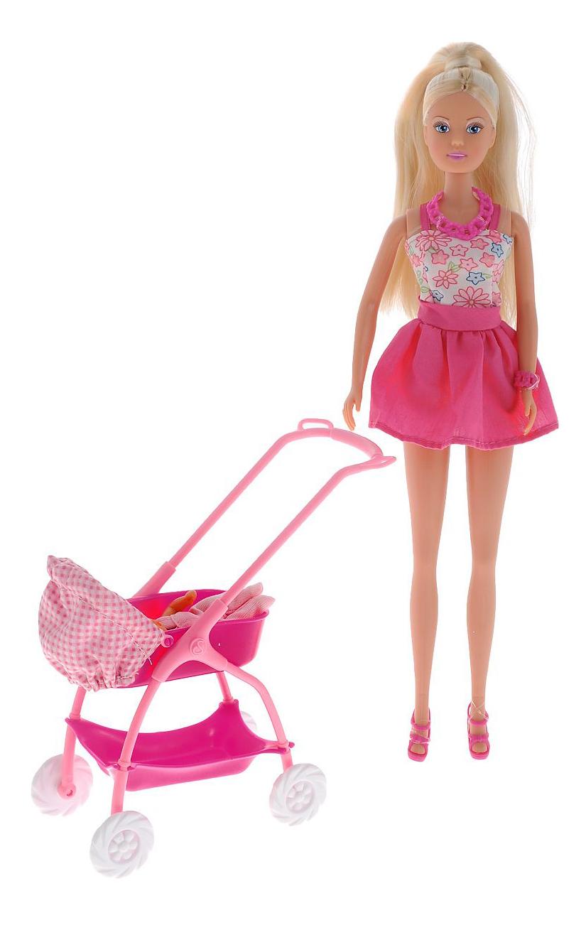 Игровой набор Steffi Love Штеффи с ребенком фото