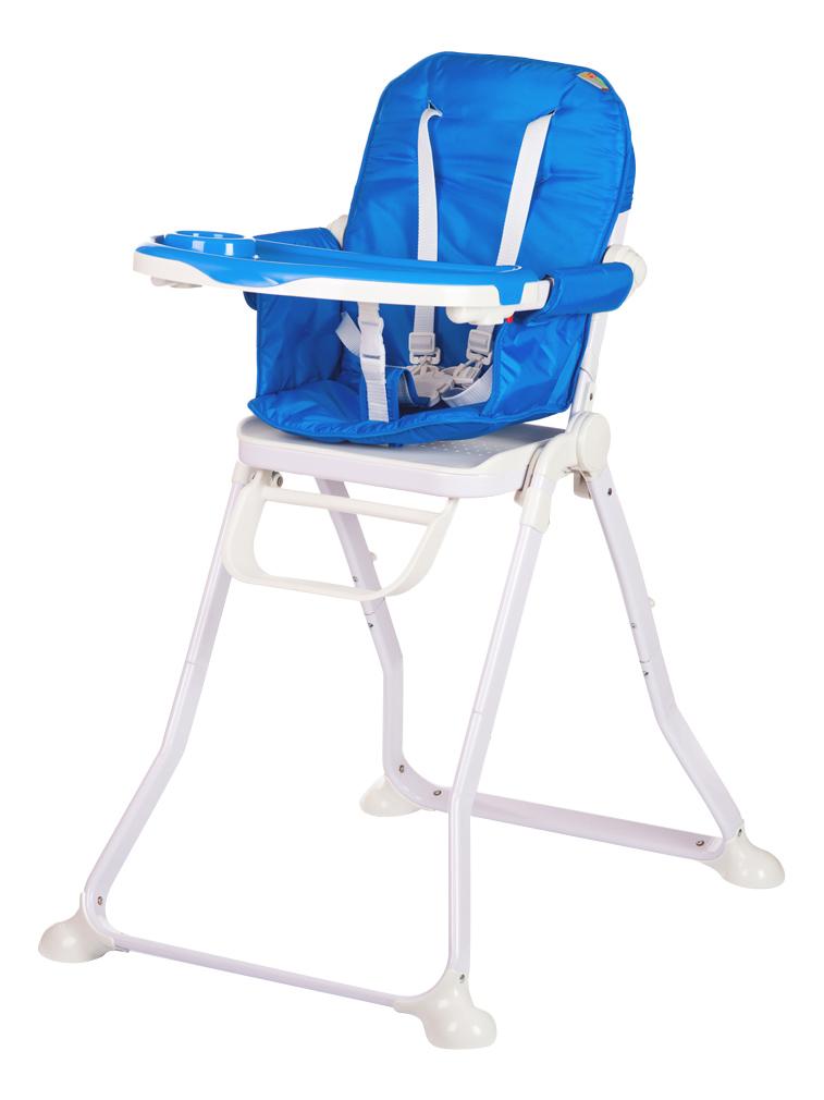 Купить Стульчик для кормления BabyHit TUMMY голубой, Стульчики для кормления