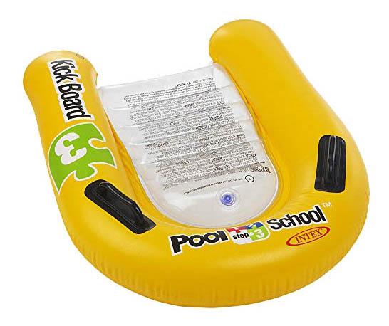 Купить Надувной плотик круг 58167 Плотик с ручками 81х76 см от 4 лет, Надувной круг Плотик с ручками Intex 58167, Игры на воде