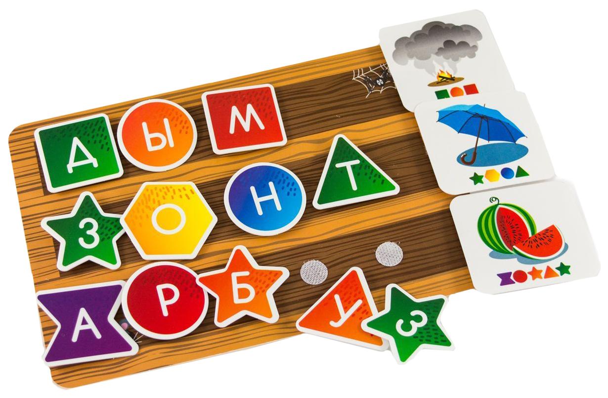 Интерактивная игрушка Picn Mix Умные липучки Интерактивная азбука 112041 Pic'nMix