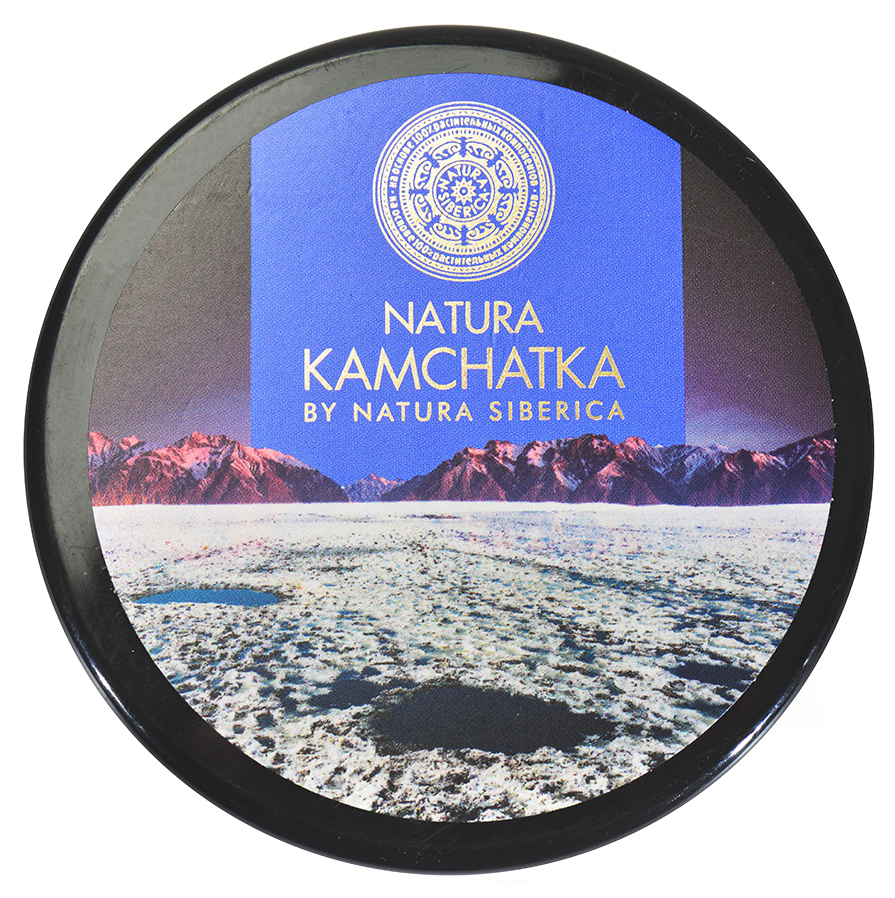 Скраб соляной для тела Natura Siberica Натура Камчатка Снежная лава 300 мл  - Купить