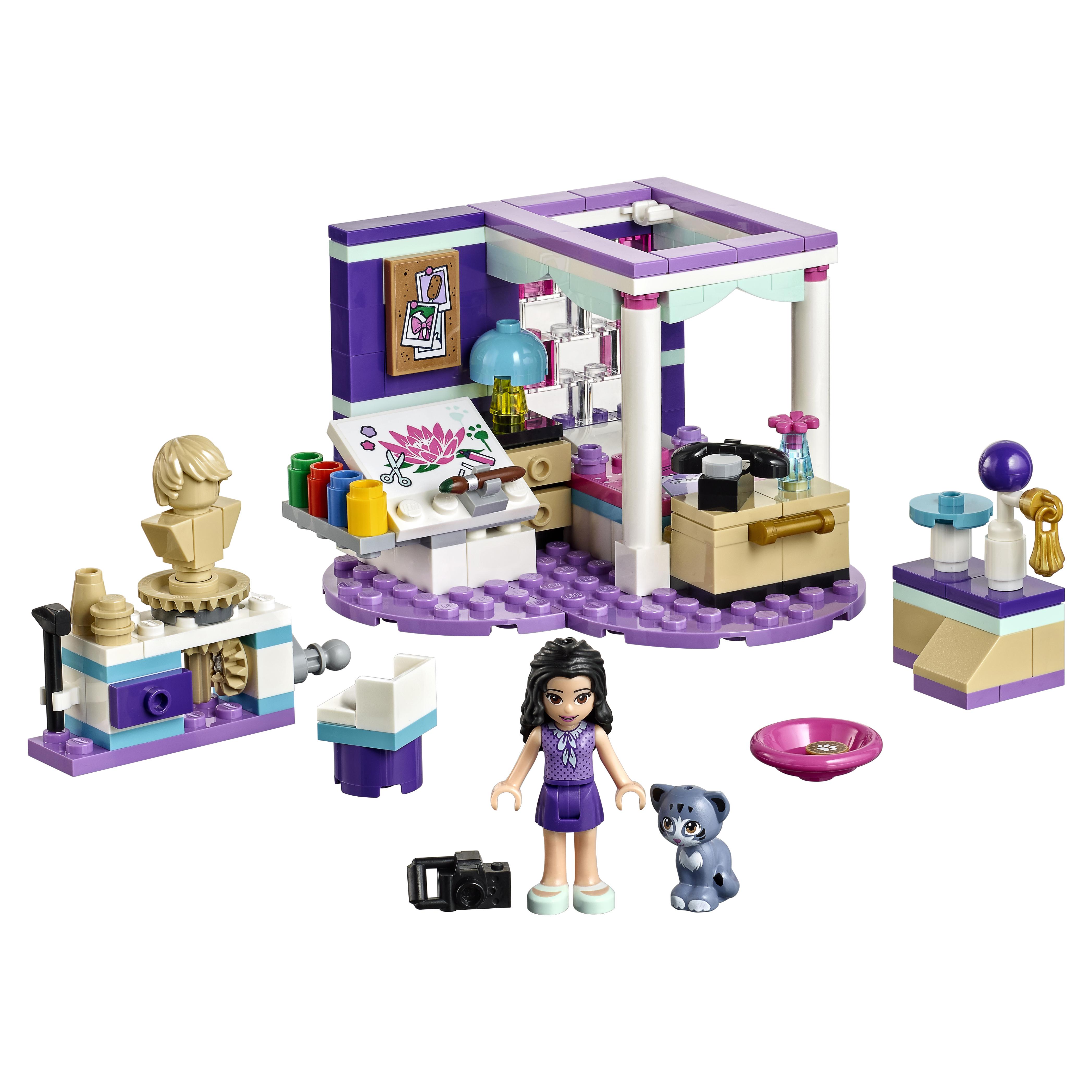 Конструктор LEGO Friends Комната Мии 41342 LEGO