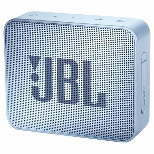 Беспроводная акустика JBL Go 2 JBLGO2CYAN