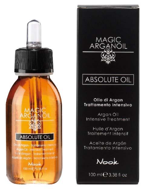 Масло для волос Nook Magic Arganoil Absolute