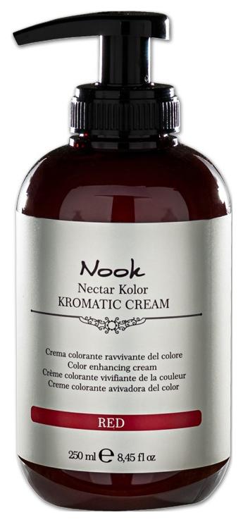 Кондиционер для волос Nook Nectar Kolor Kromatic Cream Red 250 мл