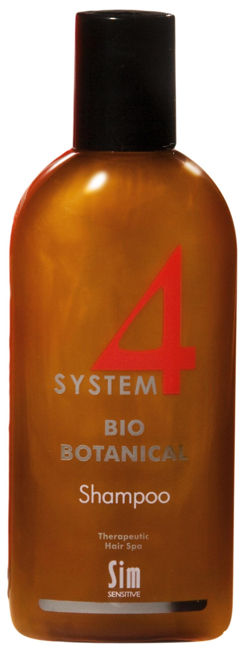Шампунь Sim Sensitive System 4 Bio Botanical Shampoo для роста волос 215 мл